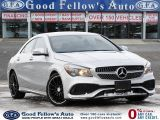 2017 Mercedes-Benz CLA250 4MATIC, LEATHER SEATS, NAVIGATION, REARVIEW CAMERA