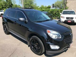 Used 2017 Chevrolet Equinox LT for sale in Toronto, ON
