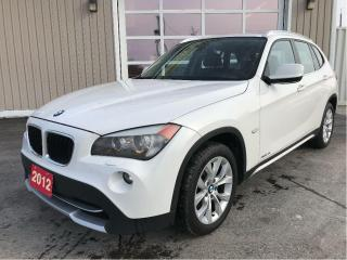 Used 2012 BMW X1 28i for sale in Tilbury, ON