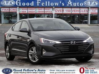 Used 2020 Hyundai Elantra PREFERRED, BACKUP CAMERA, DRIVER ASSIST,BLIND SPOT for sale in Toronto, ON