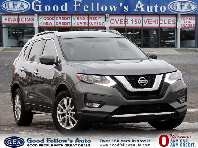 2017 Nissan Rogue SV 4CYL 2.5L, REARVIEW CAMERA, PARKING ASSIST REAR