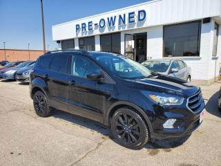 Used 2017 Ford Escape SE for sale in Brantford, ON