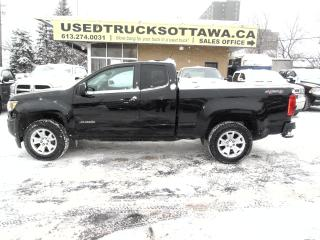 Used 2015 Chevrolet Colorado 4WD LT for sale in Ottawa, ON