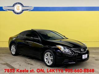 Used 2010 Nissan Altima 2.5 Sunroof, 2 Years Warranty for sale in Vaughan, ON