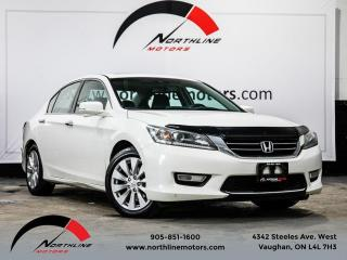 Used 2013 Honda Accord V6 EX-L/Honda Sensing/Camera/Leather for sale in Vaughan, ON