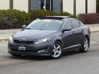 Used 2011 Kia Optima Turbo SX,NAVIGATION,LEATHER,BACK CAMERA,CERTIFIED for sale in Mississauga, ON