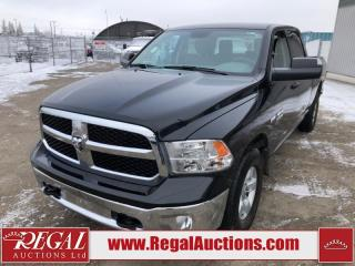 Used 2019 RAM 1500 Classic SXT CREW CAB LWB 4WD 5.7L for sale in Calgary, AB