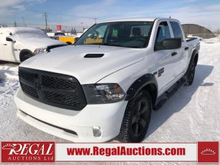 Used 2019 RAM 1500 Classic Express Crew CAB SWB 4WD 5.7L for sale in Calgary, AB
