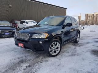 Used 2013 BMW X3 28i for sale in Kitchener, ON