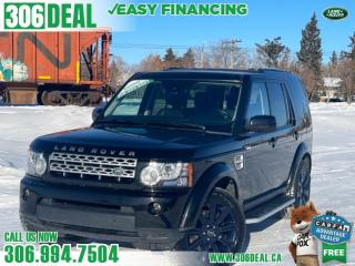 Used 2013 Land Rover LR4 LUX for sale in Warman, SK