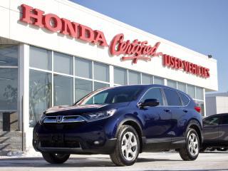 Used 2018 Honda CR-V EX AWD | SUNROOF | NEW TIRES! | for sale in Winnipeg, MB