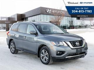 Used 2020 Nissan Pathfinder SV Tech | Navigation | Heated Steering | Remote Start | for sale in Winnipeg, MB