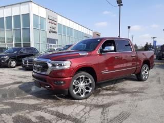 New 2021 RAM 1500 LIMITED PANOROOF TECH GROUP MULTIFUNCTION TAILGATE for sale in Pickering, ON