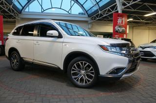Used 2017 Mitsubishi Outlander GT for sale in Vancouver, BC
