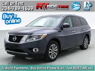 Used 2014 Nissan Pathfinder S for sale in Winnipeg, MB