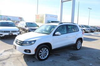 Used 2013 Volkswagen Tiguan 2.0T Comfortline 4Motion for sale in Whitby, ON