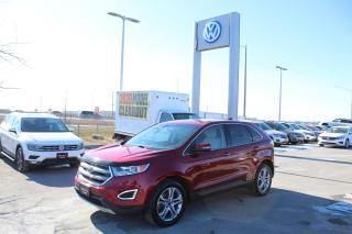 Used 2016 Ford Edge 2.0L Titanium AWD for sale in Whitby, ON