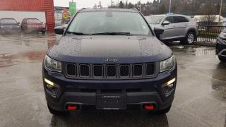 Used 2017 Jeep Compass 4x4 Trailhawk for sale in Coquitlam, BC