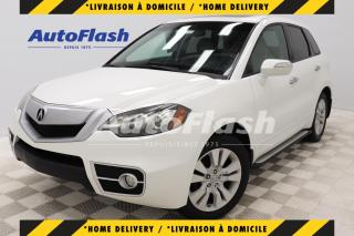 Used 2012 Acura RDX *SH-AWD *CAMERA *TOIT/ROOF *CUIR/LEATHER *CRUISE for sale in Saint-Hubert, QC