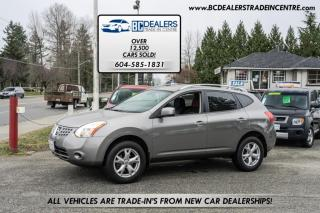 Used 2009 Nissan Rogue SL AWD, Local, No Declarations, Heated Seats, Alloys, Clean! for sale in Surrey, BC
