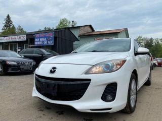 Used 2012 Mazda MAZDA3 4dr Sdn GS-SKY for sale in Gwillimbury, ON