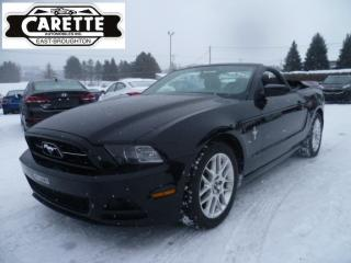 Used 2014 Ford Mustang Convertible for sale in East broughton, QC