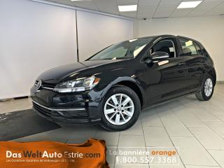 Used 2018 Volkswagen Golf Trendline 5-door Manual for sale in Sherbrooke, QC