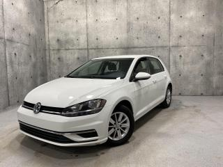 Used 2019 Volkswagen Golf COMFORTLINE 1.4TURBO CAMERA SIEGES CHAUFFANTS for sale in St-Nicolas, QC