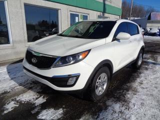 Used 2015 Kia Sportage Traction avant 4 portes, boîte manuelle, for sale in St-Jérôme, QC