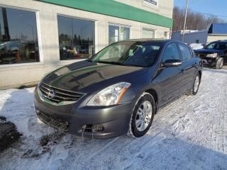 Used 2011 Nissan Altima Berline 4 portes I4, boîte manuelle, 2,5 for sale in St-Jérôme, QC