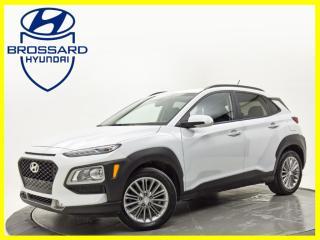 Used 2019 Hyundai KONA AWD CAM DE RECUL SIÈGES CHAUFFANTS MAGS for sale in Brossard, QC