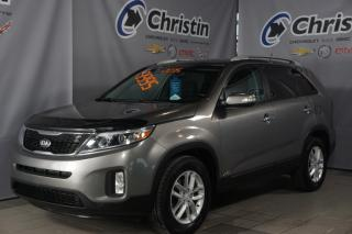 Used 2015 Kia Sorento AWD 4X4 3.3L V6 SIEGE CHAUFFANT BLUETOOTH MAG FOG for sale in Montréal, QC