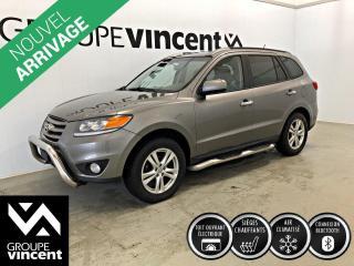 Used 2012 Hyundai Santa Fe GL ** GARANTIE 10 ANS ** VUS logeable et confortable à petit prix! for sale in Shawinigan, QC