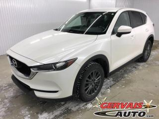 Used 2017 Mazda CX-5 GS AWD Cuir/Tissus GPS Caméra Bluetooth Mags *Traction intégrale* for sale in Shawinigan, QC