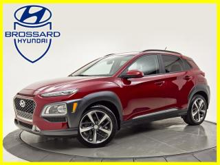 Used 2019 Hyundai KONA AWD TREND TURBO CAM DE RECUL MAGS 18'' for sale in Brossard, QC