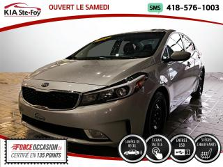 Used 2018 Kia Forte LX+* CAMERA DE RECUL* SIEGES CHAUFFANTS* for sale in Québec, QC