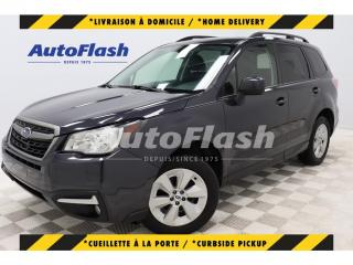 Used 2017 Subaru Forester *2.5i *MAGS *AWD *CAMERA *CRUISE *A/C for sale in St-Hubert, QC