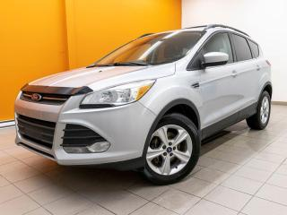 Used 2014 Ford Escape SE MAGS BLUETOOTH CAMÉRA *SIÈGES CHAUFFANTS* for sale in St-Jérôme, QC