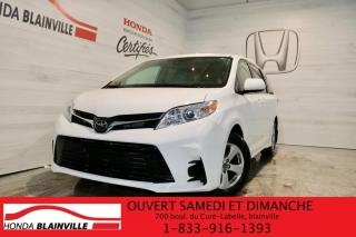 Used 2020 Toyota Sienna LE TA 8 places for sale in Blainville, QC
