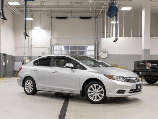 Used 2012 Honda Civic 4dr Auto EX-L for sale in New Westminster, BC