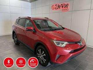 Used 2016 Toyota RAV4 Le - Awd - Bluetooth for sale in Québec, QC