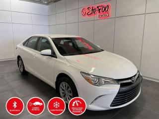 Used 2017 Toyota Camry LE - CAMÉRA DE RECUL for sale in Québec, QC
