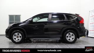 Used 2016 Honda CR-V EX + AWD + BAS KILO + BLUETOOTH + CAMERA for sale in Trois-Rivières, QC
