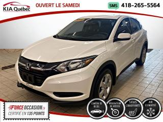 Used 2016 Honda HR-V LX* AWD* CAMERA* SIEGES CHAUFFANTS* for sale in Québec, QC