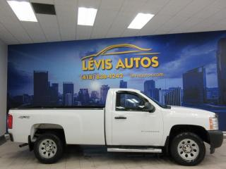 Used 2011 Chevrolet Silverado 1500 4X4 119200 KM AUTOMATIQUE BOITE 8 PIED B for sale in Lévis, QC