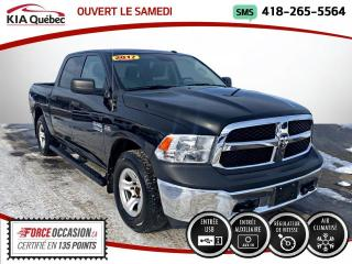 Used 2017 RAM 1500 SXT* 4X4* CREW CAB * TRES PROPRE for sale in Québec, QC