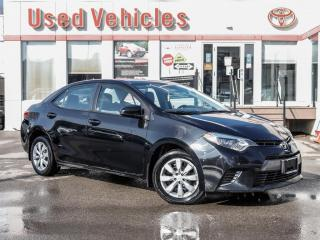 Used 2016 Toyota Corolla LE CVT | COMING SOON for sale in North York, ON