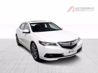 Used 2017 Acura TLX TECH PACK SH-AWD V6 CUIR TOIT MAGS GPS for sale in Île-Perrot, QC