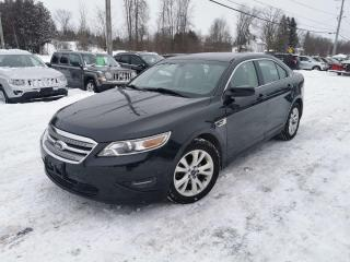 Used 2011 Ford Taurus SEL for sale in Madoc, ON