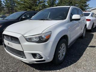 Used 2012 Mitsubishi RVR ** SE AWD ** for sale in Victoriaville, QC